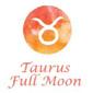 Taurus Full Moon Icon