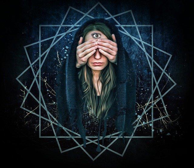eye of the mystic